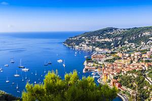 10 Top-Rated Tourist Attractions on the Côte d'Azur