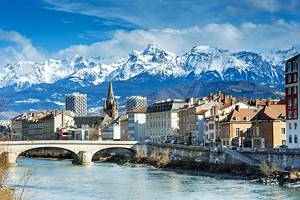 10 Top Tourist Attractions in Grenoble & Easy Day Trips