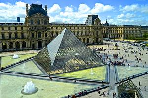 Exploring the Top Attractions of the Louvre Museum: A Visitor's Guide
