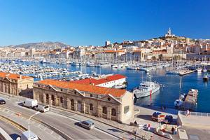 10 Top-Rated Tourist Attractions in Marseilles