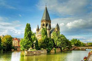 12 Top Tourist Attractions in Metz & Easy Day Trips