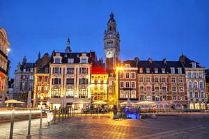 12 Top-Rated Tourist Attractions in Nord-Pas-de-Calais
