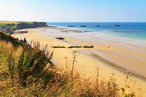 10 Top Normandy D-Day Beaches and Memorials