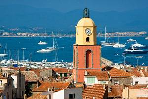 8 Top Tourist Attractions in Saint-Tropez & Easy Day Trips