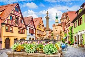 11 Best Small Towns in Germany