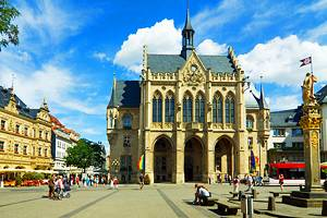 8 Top Tourist Attractions in Erfurt & Easy Day Trips