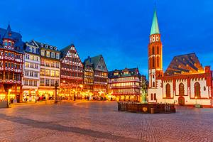 12 Top Tourist Attractions in Frankfurt