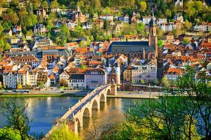 11 Top-Rated Attractions in Heidelberg & Easy Day Trips