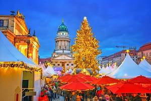 10 Top-Rated Christmas Markets in Germany