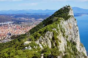 10 Top-Rated Tourist Attractions in Gibraltar