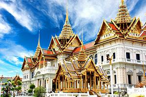 Exploring Bangkok's Grand Palace: A Visitor's Guide