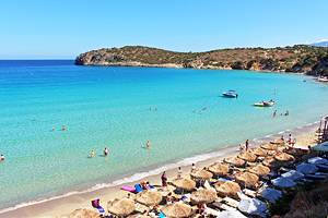 14 Top-Rated Beaches on Crete