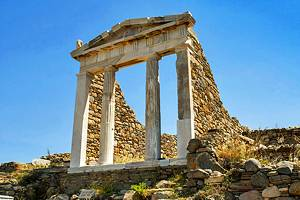 8 Top-Rated Tourist Attractions on Delos