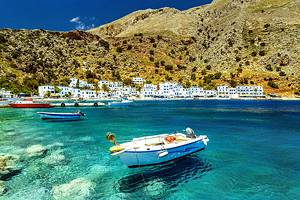 15 Top-Rated Greek Islands