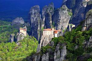 8 Top-Rated Tourist Attractions in Metéora
