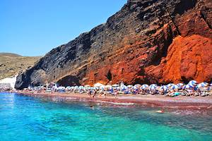10 Best Beaches in Santorini