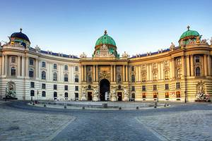 Exploring Vienna's Imperial Hofburg Palace: A Visitor's Guide