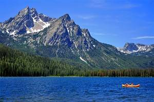 15 Top-Rated Lakes in Idaho