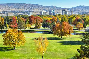 12 Top-Rated Tourist Attractions in Boise, ID