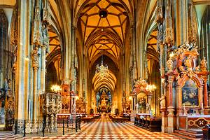 Exploring St. Stephen's Cathedral, Vienna