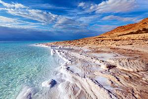 10 Top-Rated Tourist Attractions in the Dead Sea Region