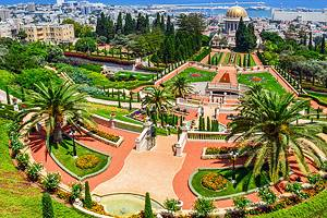 Tourist attractions in Haifa, Israel