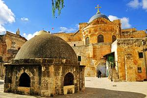 Exploring the Church of the Holy Sepulchre: A Visitor's Guide
