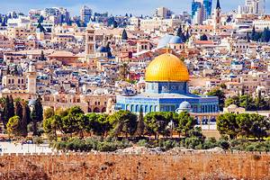 12 Top-Rated Tourist Attractions in Israel and the Palestinian Territories