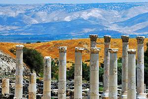 Exploring Beit Shean: A Visitor's Guide