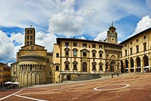 8 Top Tourist Attractions in Arezzo & Easy Day Trips