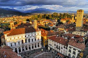 12 Top Tourist Attractions in Bergamo & Easy Day Trips