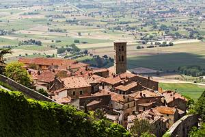 11 Top-Rated Attractions in Cortona & Easy Day Trips