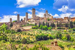 From Florence to San Gimignano: 3 Best Ways to Get There