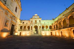 10 Top-Rated Tourist Attractions in Lecce