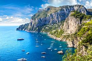 From Naples to Capri: 2 Best Ways to Get There