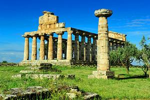 Exploring the Top Attractions of Paestum: A Visitor's Guide