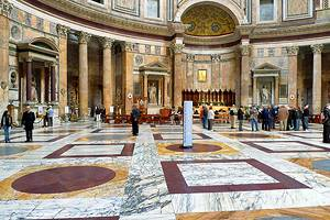 Exploring the Pantheon in Rome: A Visitor's Guide