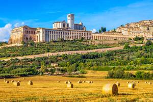 From Rome to Assisi: 4 Best Ways to Get There