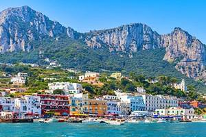 From Rome to Capri 5 Best Ways to Get There