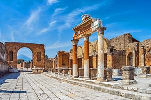 From Rome to Pompeii: 3 Best Ways to Get There