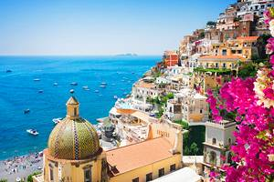 From Rome to Positano: 4 Best Ways to Get There