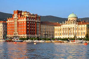 10 Top Tourist Attractions in Trieste & Easy Day Trips