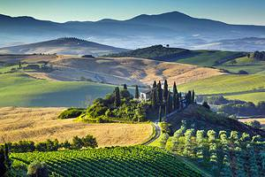 12 Top-Rated Tourist Attractions in Tuscany