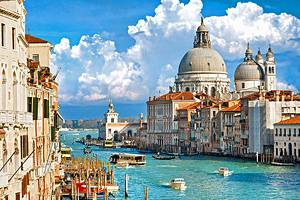 Exploring the Top Attractions along the Grand Canal in Venice