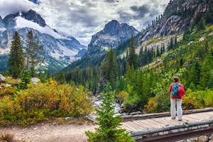 10 Top-Rated Hiking Trails in Jackson Hole