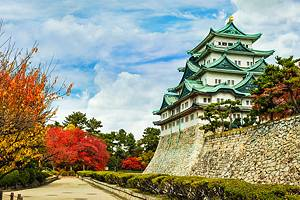 Tourist attractions in Nagoya, Japan