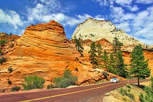 From Las Vegas to Zion National Park: 4 Best Ways to Get There