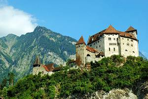 10 Top-Rated Tourist Attractions in Liechtenstein