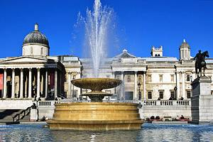 Exploring London's National Gallery: A Visitor's Guide