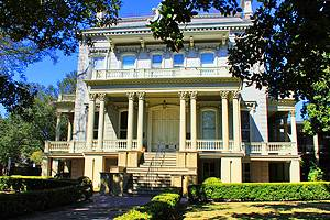 Exploring New Orleans' Garden District